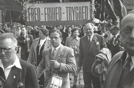 1. maj demonstration 1952