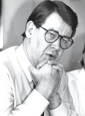 Poul Nyrup Rasmussen.