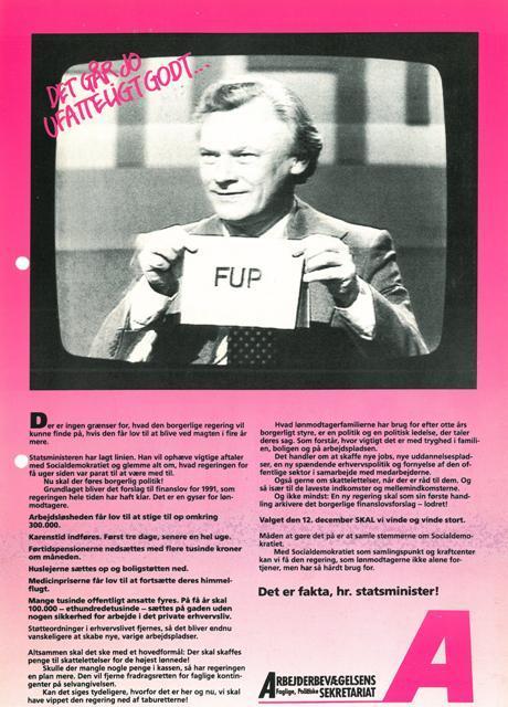 afps-bidrog-til-socialdemokratiets-valgkamp-i-1990-med-kampagner-mod-den-siddende-regering