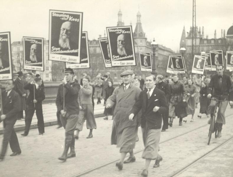 Socialdemokratiet i det 20. århundrede>