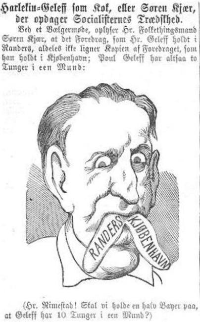 folkets-nisse-20-4-1872-geleff-taler-forskelligt-i-randers-og-koebenhavn-siger-folketingsmedlem-soeren-kjaer