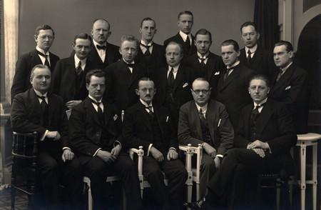 forbundets-hovedbestyrelse-1925