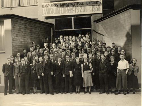 DKU's landsmøde i Odense 1938