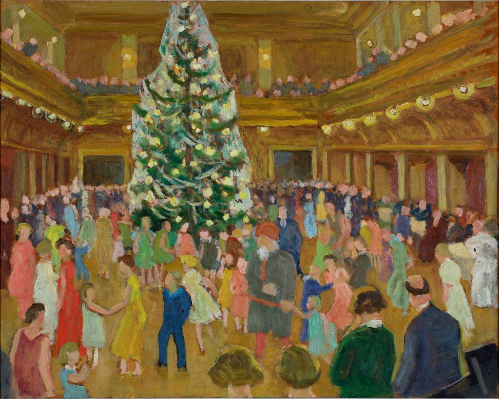 anton-hansen-juletraesfest-arbejdermuseet-2000