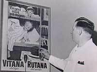 Rutana og Vitana rugbrød er fællesbageriernes mest kendte produkter
