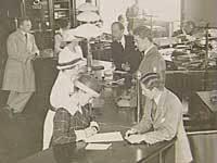 Arbejdernes Landsbank ca. 1920
