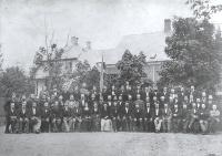 Deltagerne ved Gimlekongressen.