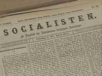 Der er flere eksempler på at artiklen i socialisten beskyldte fabriksinspektørerne for at drikke portvin frem for at passe deres arbejde. Socialisten 20. april 1874.