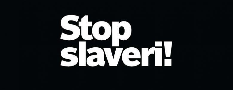 stop slaveri!
