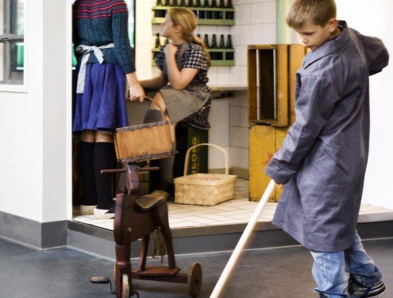Børnenes Arbejdermuseum>