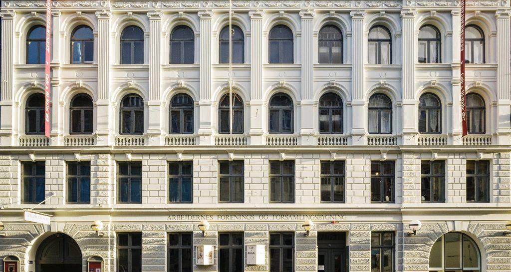 Arbejdermuseet, exterieur, Rømersgade 22