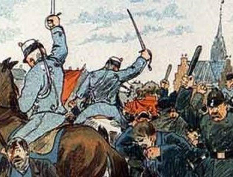 Byvandring: Slaget på Fælleden>