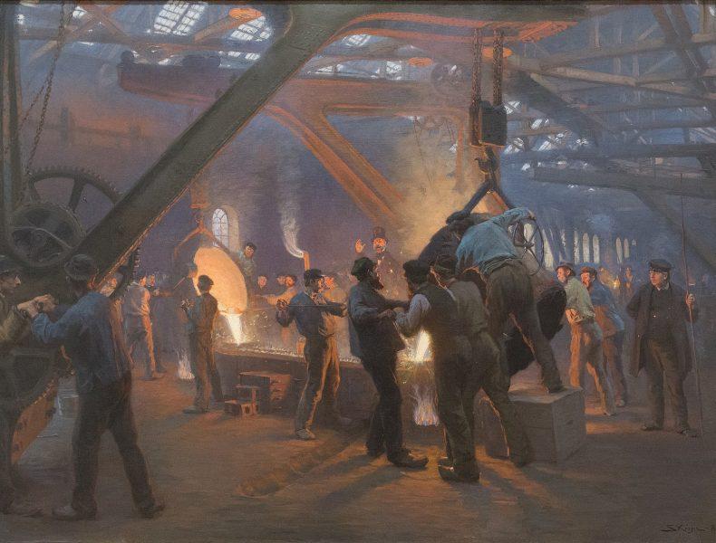 Konflikt og samarbejde: Industriarbejde i 150 år>