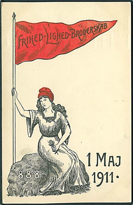 Læring 1. maj 1911