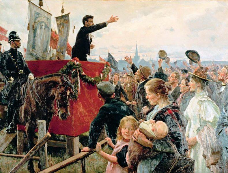 Slaget på Fælleden 1872>