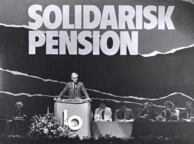 Solidarisk pension lille