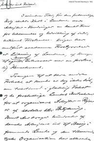 Stauning notat 1925_1