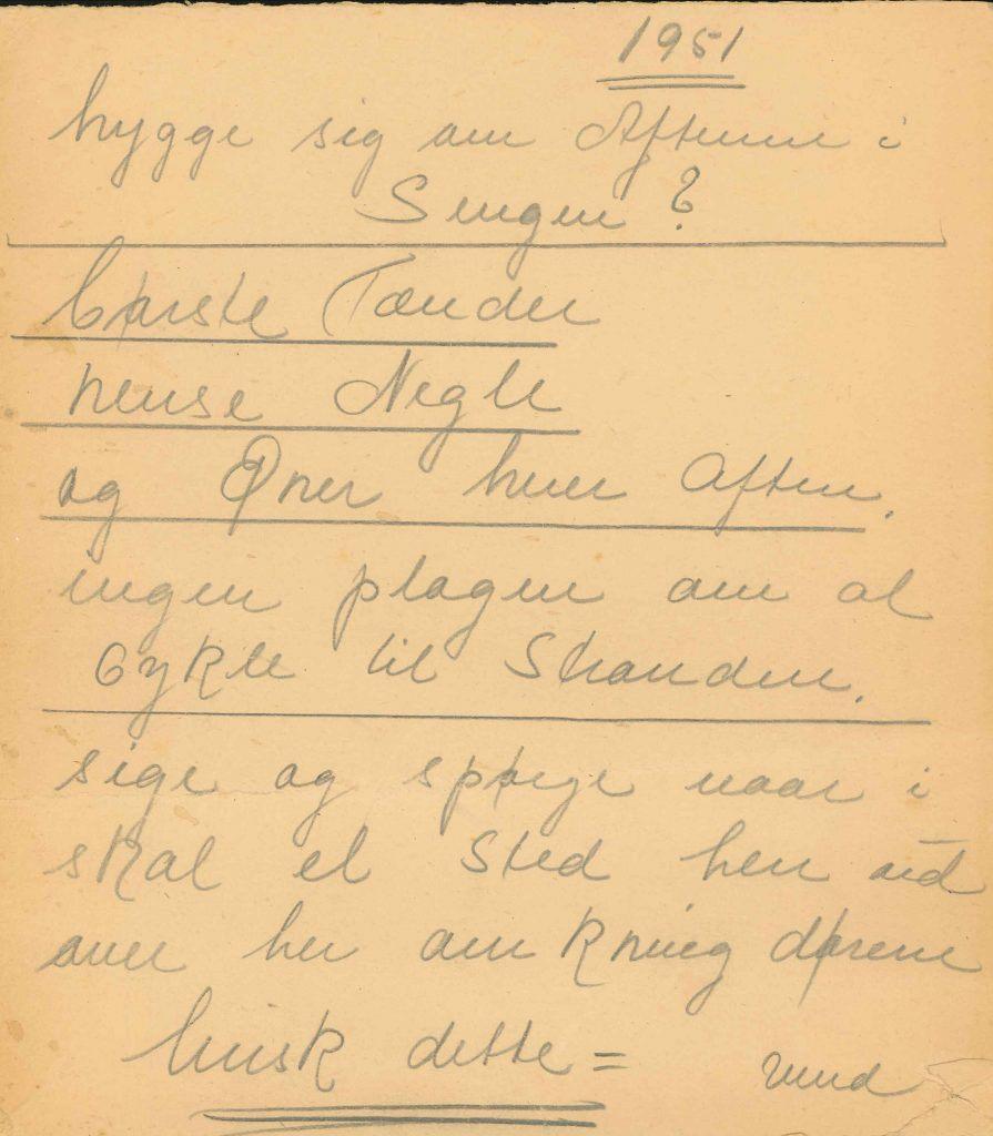 Tante Anna 1951