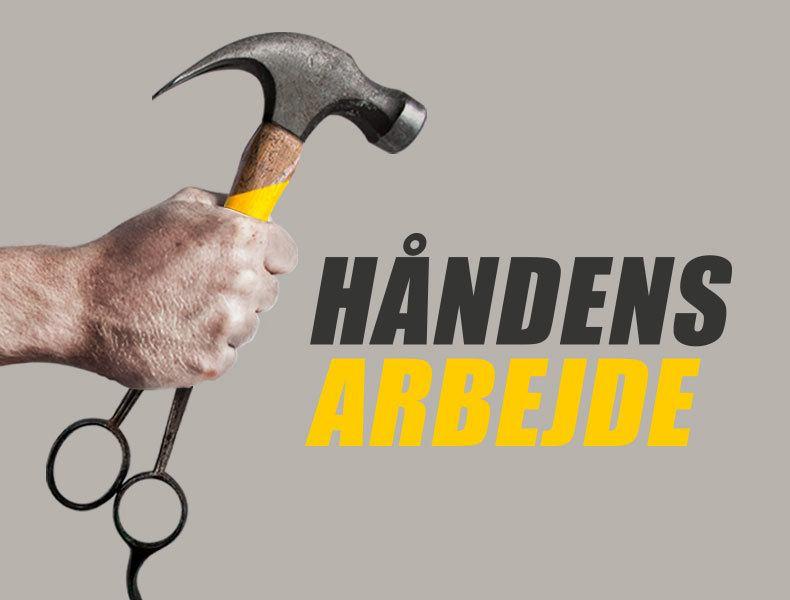 Håndens Arbejde>