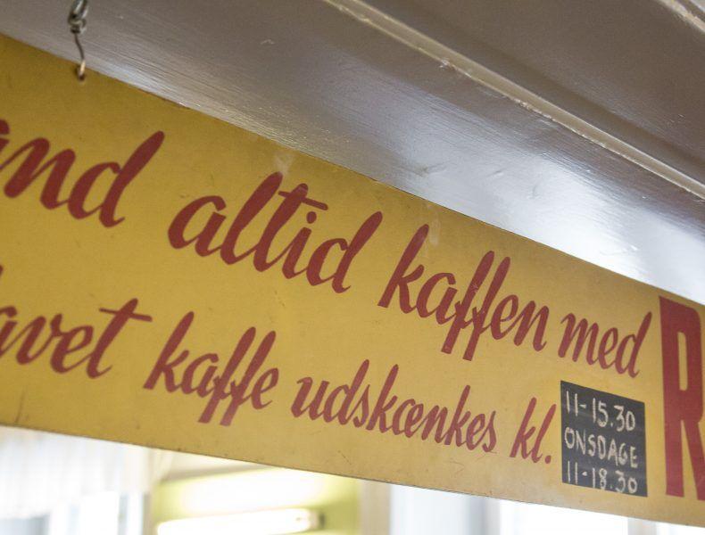 Kaffebaren >
