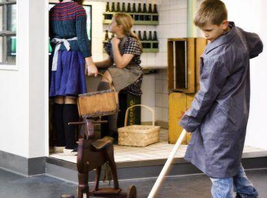 Arbejdermuseet/Børnemuseeum
