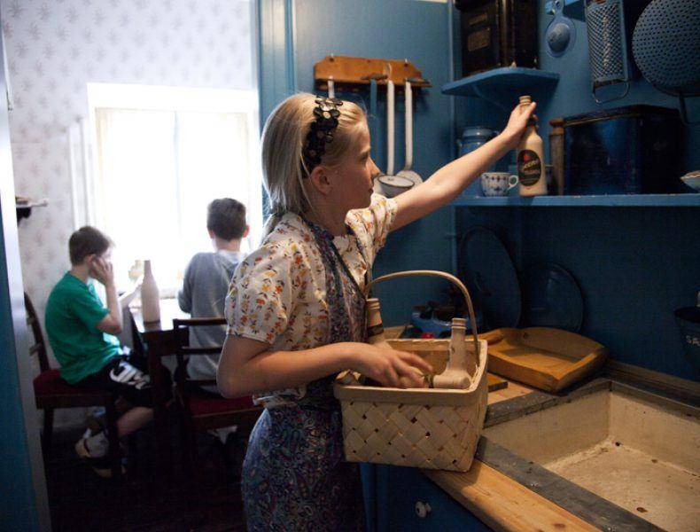 Leg på Børnenes Arbejdermuseum>
