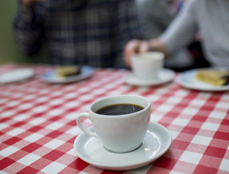 Kaffebaren>
