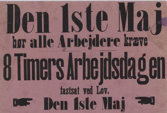 1. maj 1890