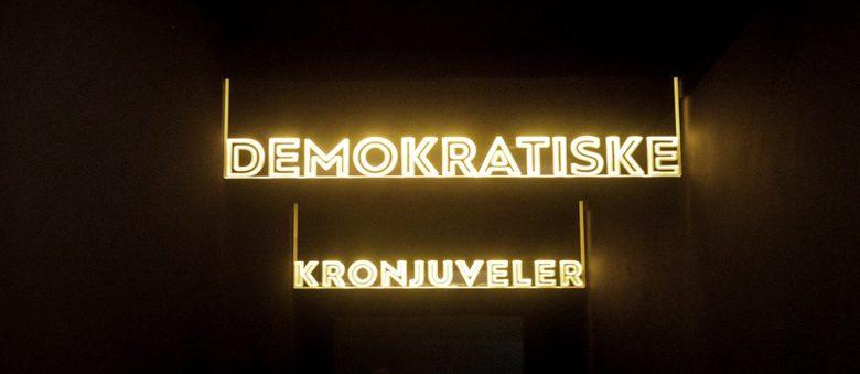 demokratiske kronjuveler