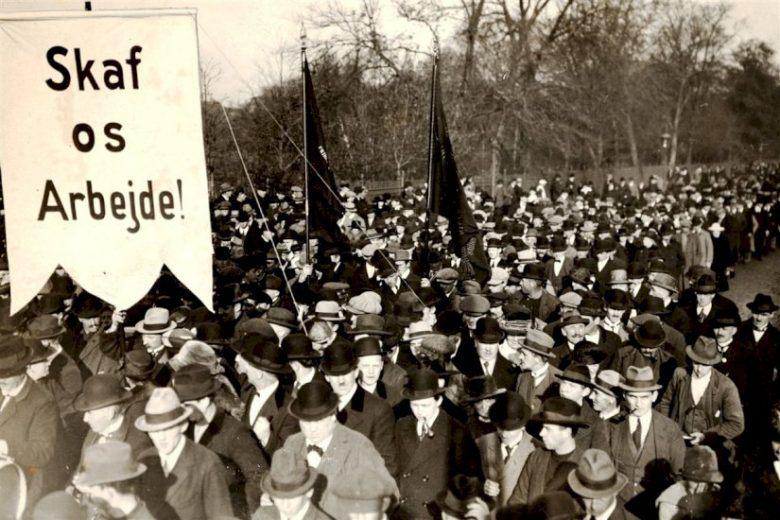 Arbejdsløshed 1920erne