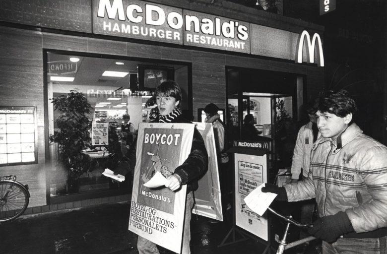Boykot McD