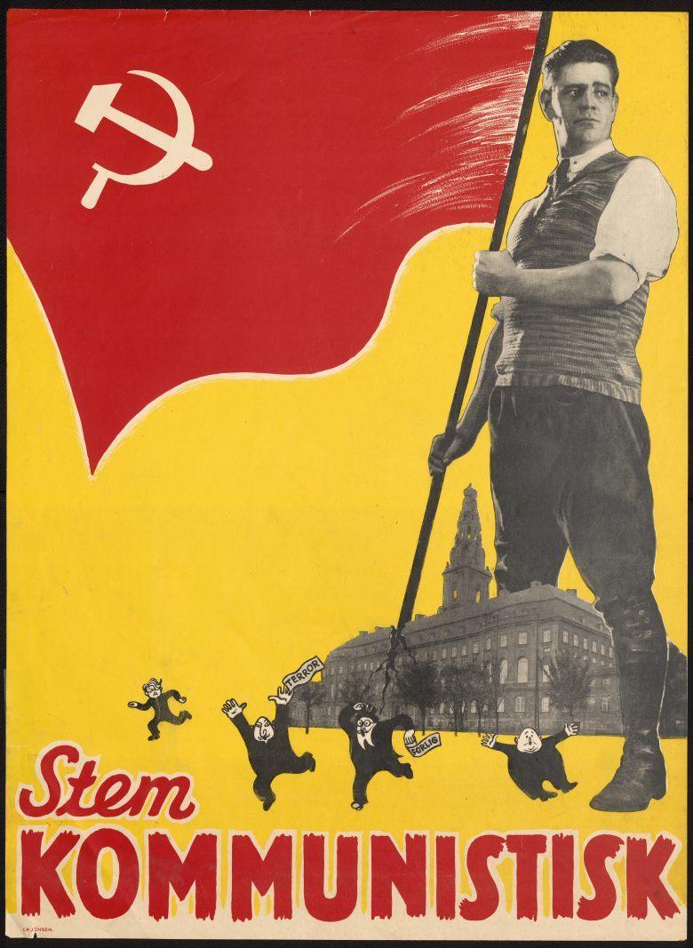 DKP plakat