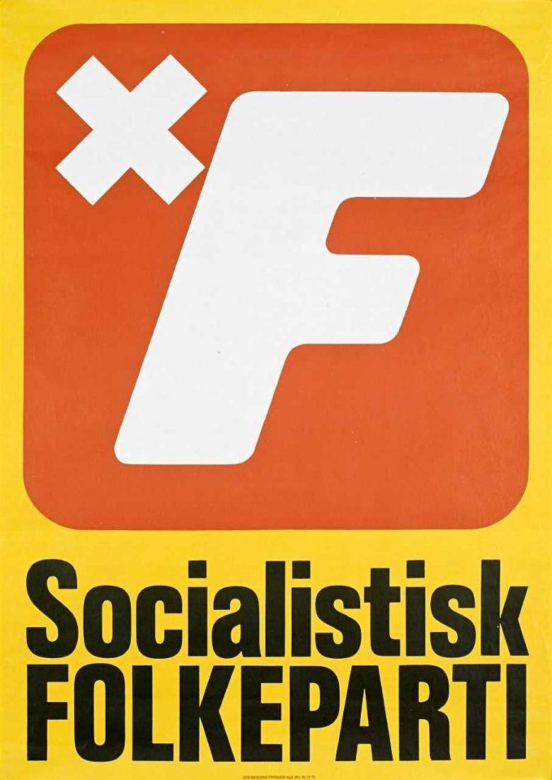 SF plakat