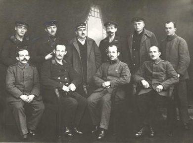 Soldaterrådet