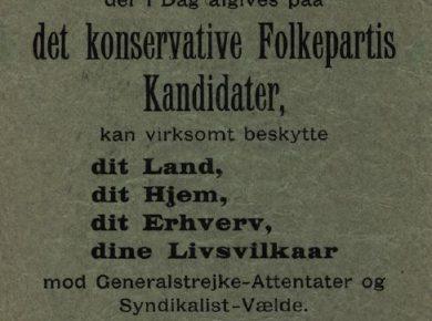 Billede 10, Udskrivning af valg