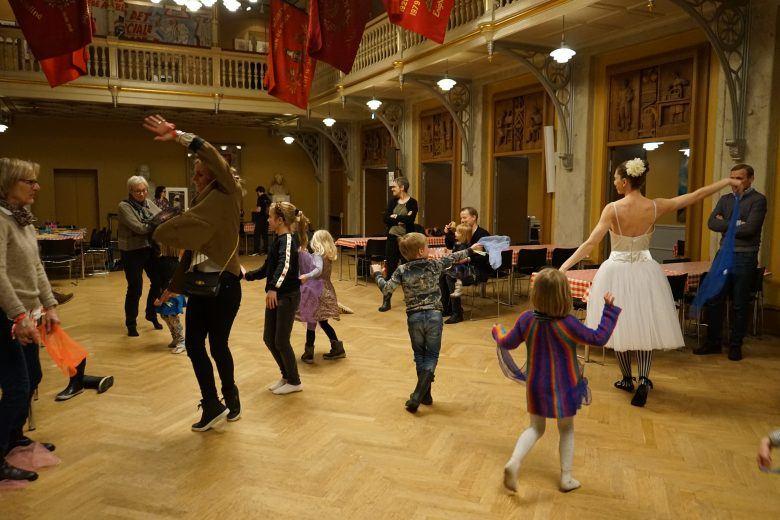 Den lille Kulturnat dans 3