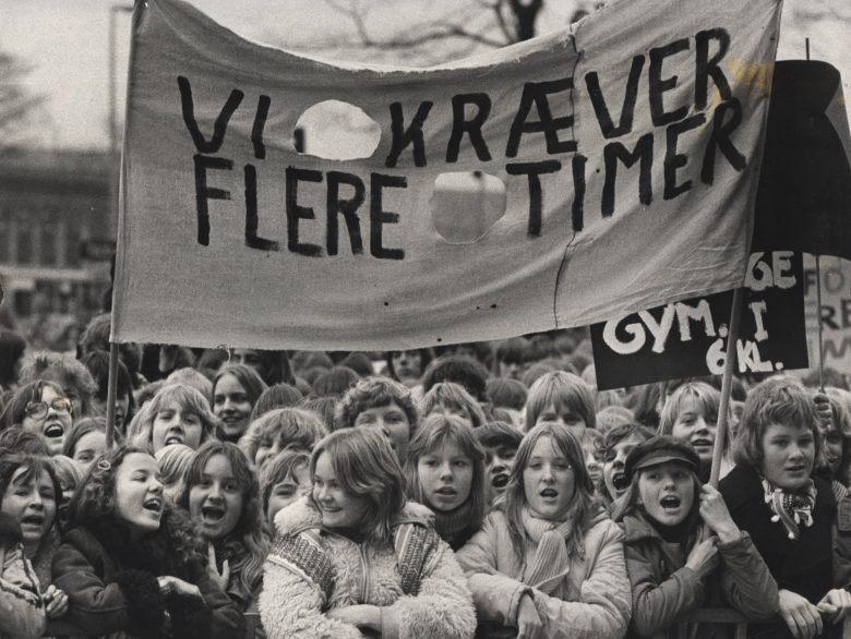 læring_demonstration 1976.