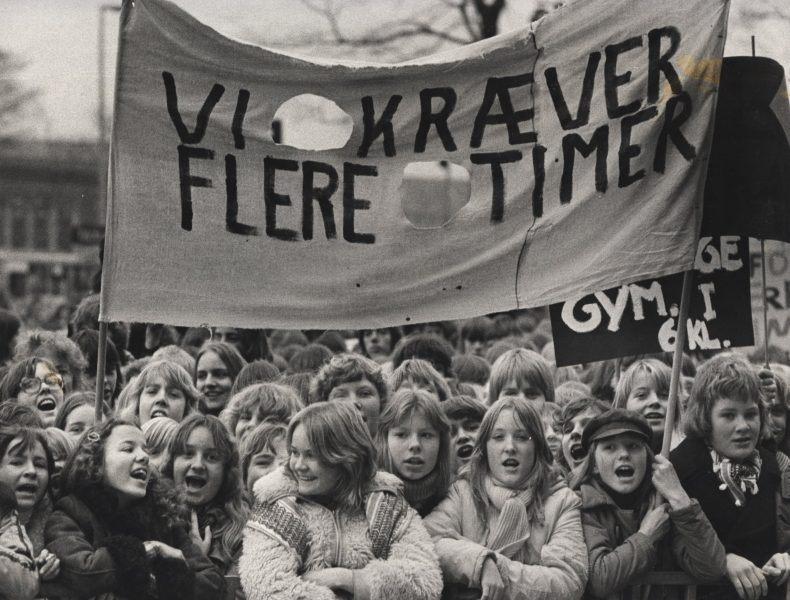 Aktivister holder demokratiet levende>