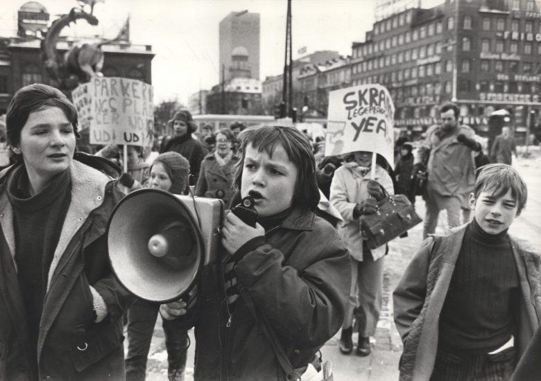 Læring_demonstration for flere legepladser 1969.